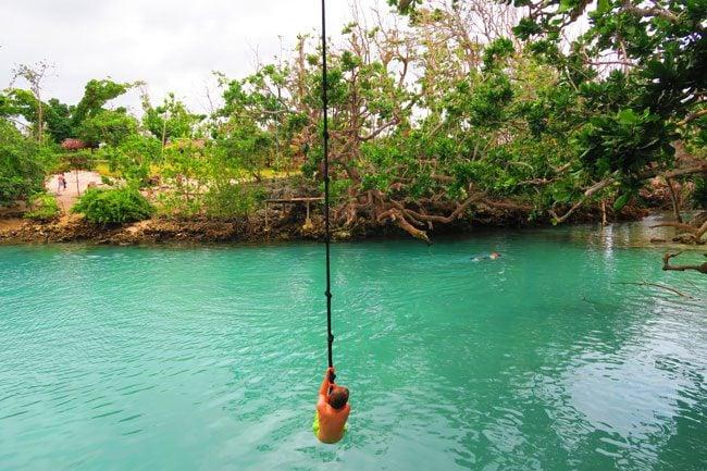 Eton Blue Lagoon Efate Island
