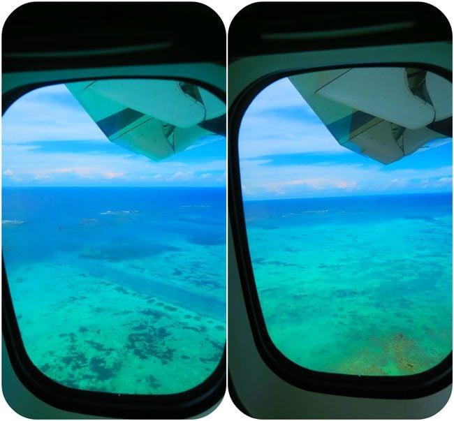 Flight to Samoa