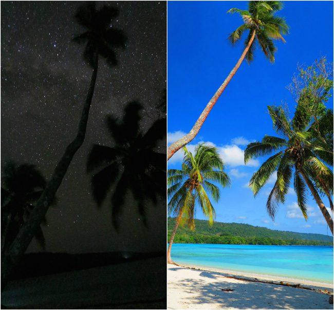 Lonnoc Beach Vanuatu Tropical Beach Stars