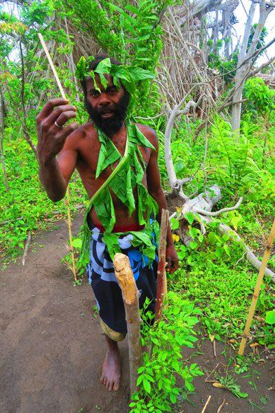 Magic Tour Tanna Island Vanuatu circumcision