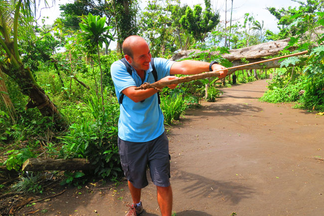 Magic Tour Tanna Island sharpshooting