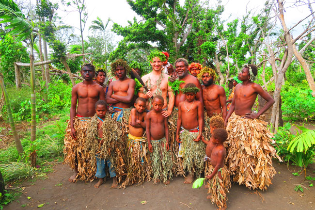 Magic Tour Tanna Island