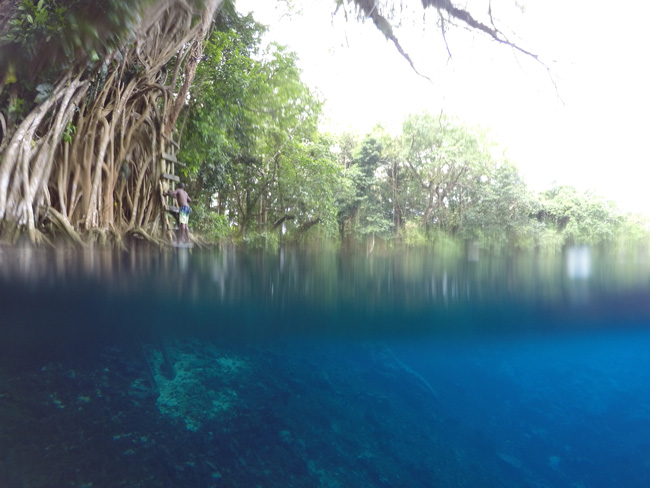 Matevulu Blue Hole Vanuatu 2