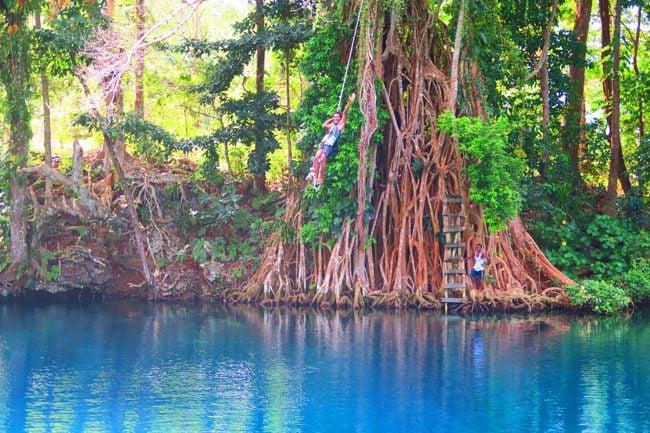 Matevulu Blue Hole Vanuatu 5