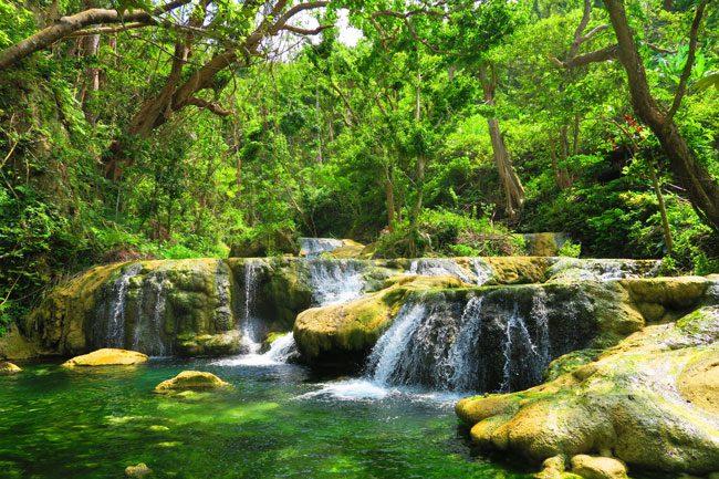 Mele Cascades Port Vila Vanuatu