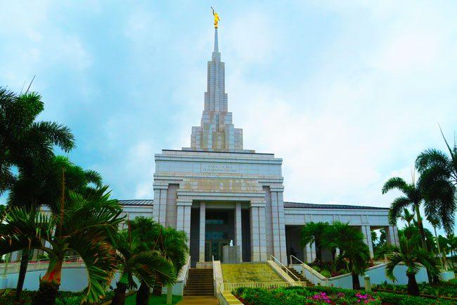 Mormon Church Apia Samoa
