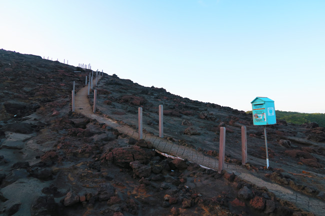 Mount Yasur Volcano Post Box
