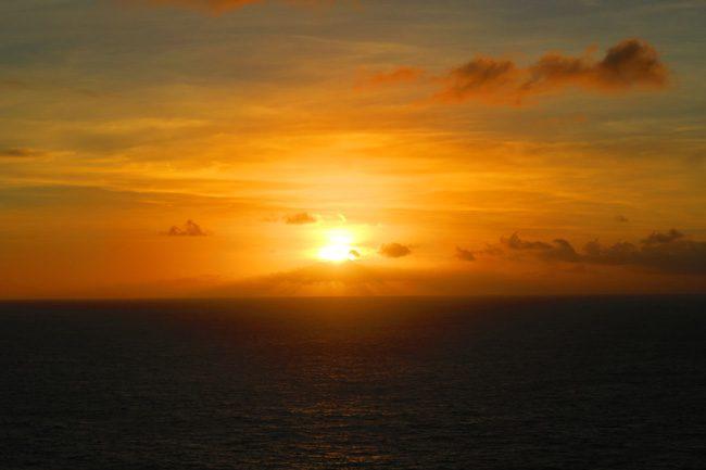 Namua Island Samoa sunrise 2
