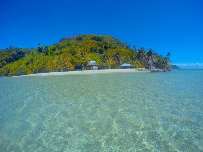Namua Island Samoa