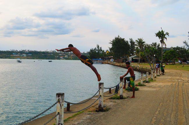 Port Vila Waterfront 2