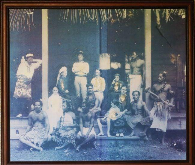 Robert Louis Stevenson Museum Apia Samoa picture