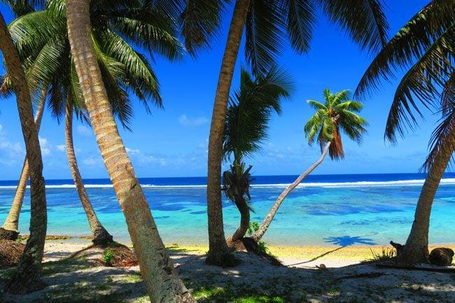 Salamumu Beach Samoa