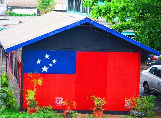 Samoa-Flag