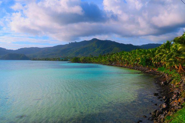 Savaia Lefaga Bay