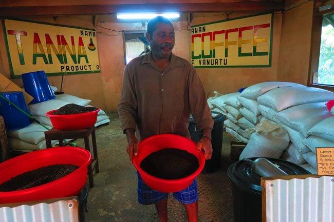 Tanna Coffee Vanuatu