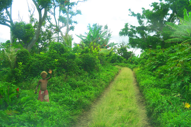 Tanna Island Vanuatu Remote Village