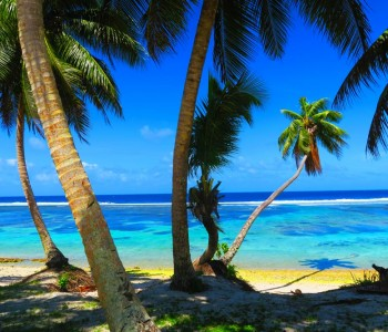 Tropical Beach Hopping In Samoa