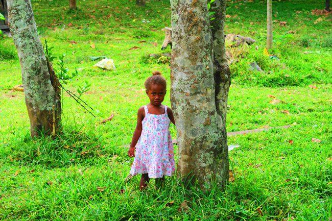 Vanuatu Child