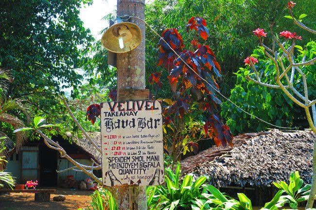 Vanuatu Kava Bar Santo