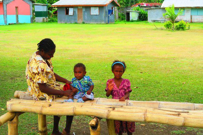 Vanuatu Local people