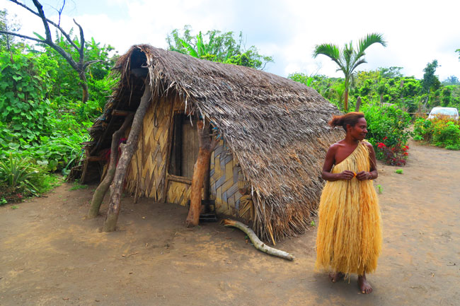 Yakel Tribe Tanna Island Vanuatu
