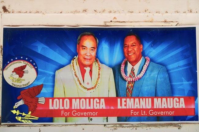 American Samoa election