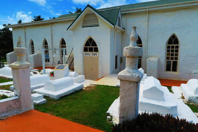 CICC in Arutanga Aitutaki