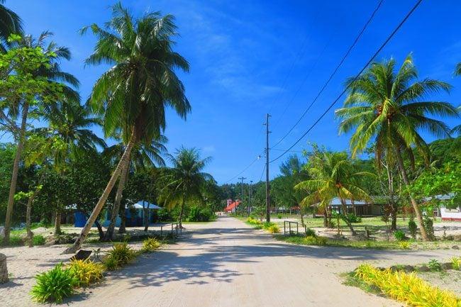 Ofu Village American Samoa