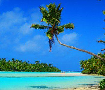 Paradise found! The Aitutaki Lagoon In The Cook Islands