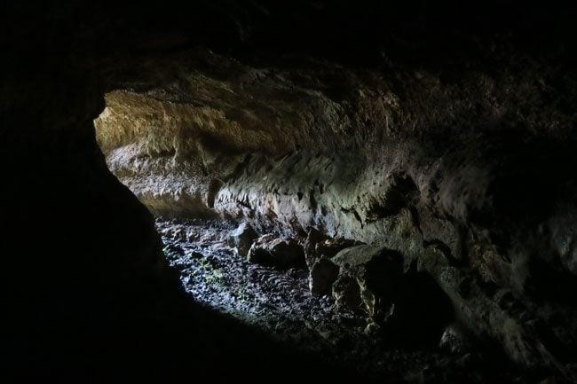 Peapea Cave Savaii Samoa