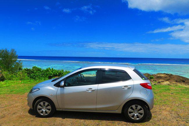 Go Cook Islands car rental Rarotonga Cook Islands
