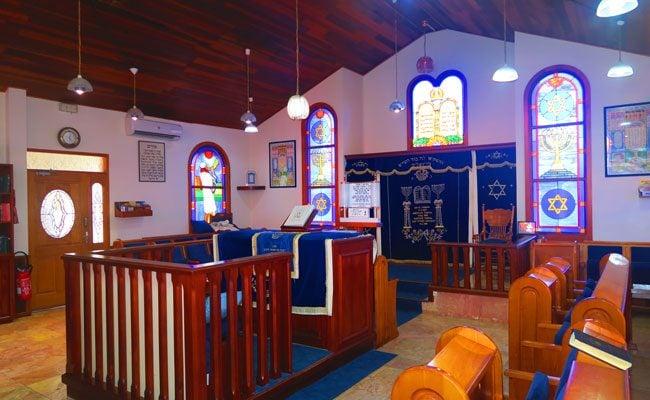 Papeete jewish synagogue Tahiti French Polynesia