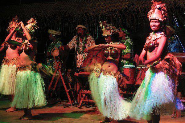 Rarotonga The South Pacific's Compact Pleasure Island post cover