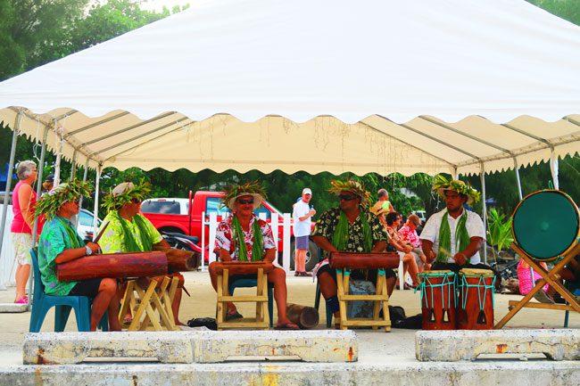 Vaka Eiva Rarotonga Cook Islands celebration