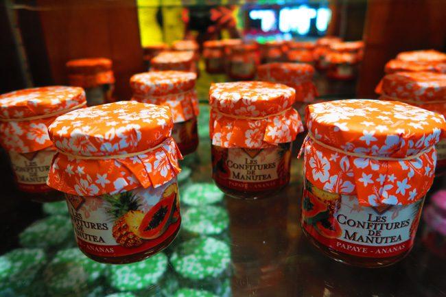 Moorea Juice Factory - Manutea jam