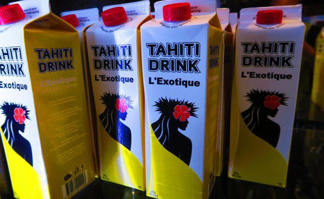 Moorea Juice Factory Tahiti exotic drink