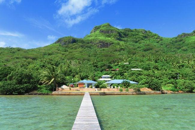 Pension Tautiare Village Maupiti French Polynesia