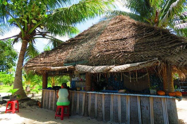 Snack Chez Mimi Maupiti French Polynesia