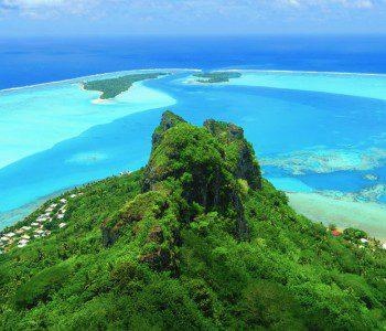 The Island Of Maupiti, You Are Just So Damn Pretty!