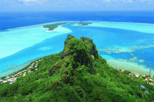 The Island Of Maupiti, You Are Just So Damn Pretty post cover