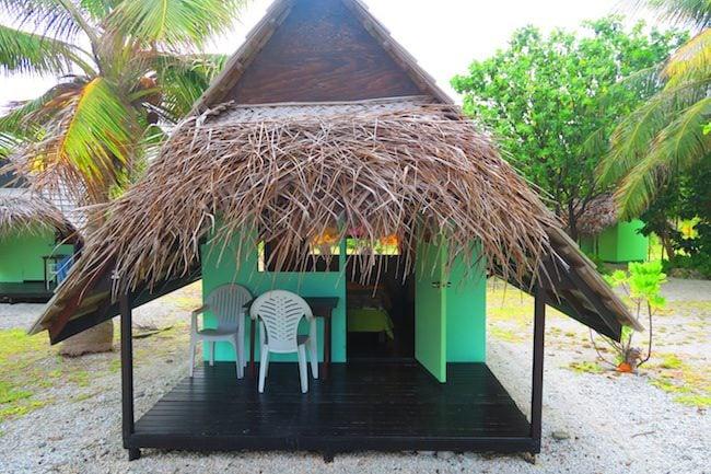 Relais Marama bungalow Fakarava Atoll French Polynesia