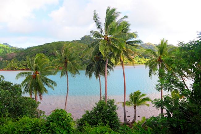 Roadtrip Huahine Island French Polynesia