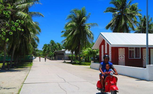 Rotoava Fakarava Atoll French Polynesia