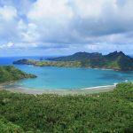 Anaho Bay lookout - Nuku Hiva Marquesas Islands French Polynesia
