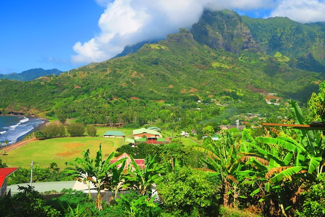 Atuona hiva oa marquesas islands