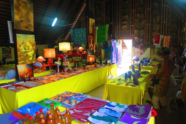 Fae Artisanal atuona arts market hiva oa