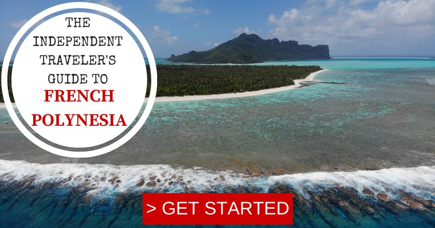 French Polynesia Travel Guide - banner