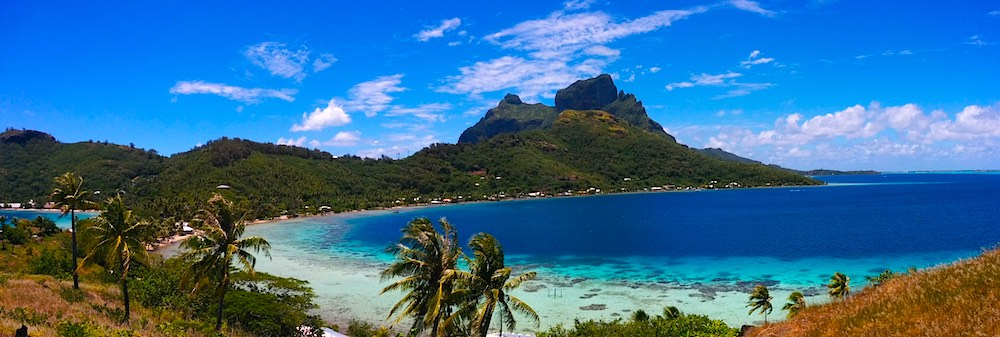 The Independent Traveler's Guide To Bora Bora | X Days In Y