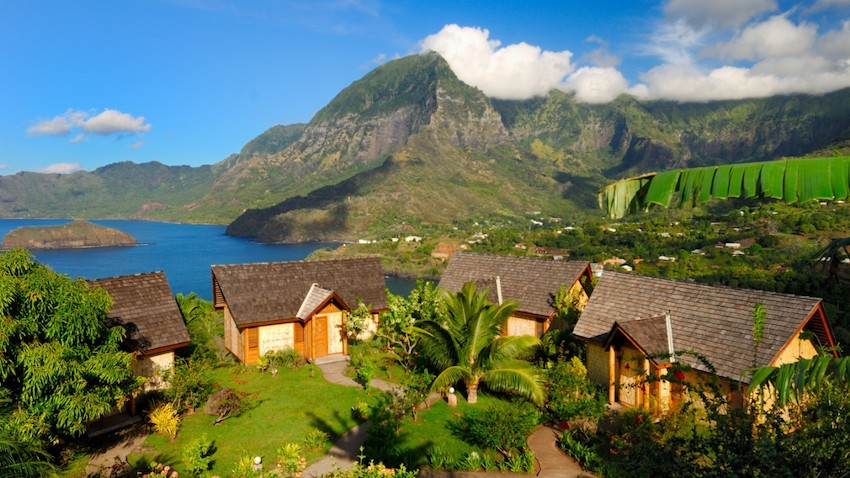 Hanakee Lodge Hiva Oa French Polynesia