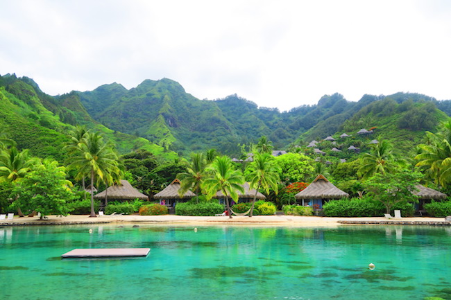 How To Get To Intercontinental Moorea Resort And Spa